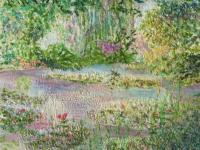 Monets Garden Revisited